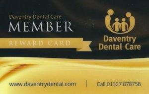 Member Card Gold 300x190